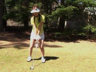 캐리비안 레이디 골프 컵 1 장면 1