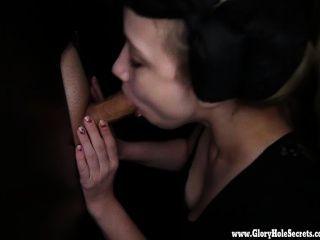 영광의 비밀 섹시 비오는 수탉 1에 slurping을 사랑한다.
