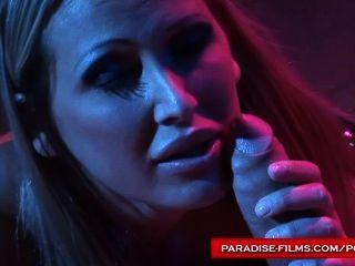 그녀의 섹스 노예를 사용하여 천국 영화 맨디 밝게