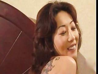 사쿠라 세나 : 뜨거운 가슴이 아시아 새끼