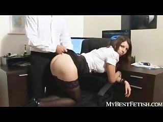 bigtits 장관 비명을 그녀의 엉덩이를 얻을