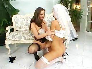 보스톤 결혼 (모래 및 sandra 뜨거운 레즈비언)