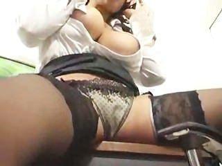 정점에있는 전화 섹스