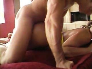 그것은 하나의 아름다운 엉덩이입니다!