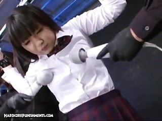 극단적 인 일본 bdsm 섹스 라본