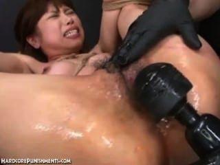 일본 속박 섹스 극단적 인 bdsm 아사리 (pt. 9)