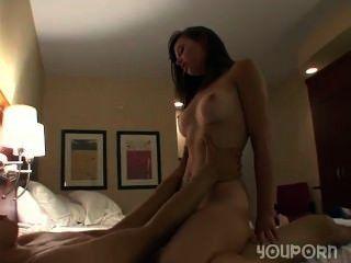 호텔 방에서 하드 코어 섹스