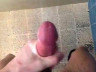 체육관 샤워