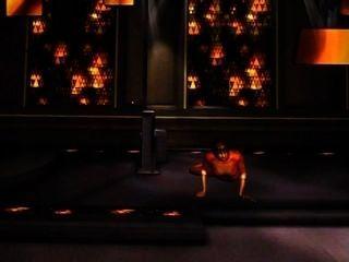 3D 스트리퍼 댄스