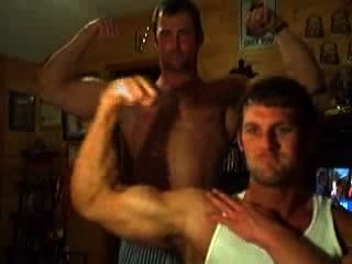 muscle friends의 최고의 캠쇼