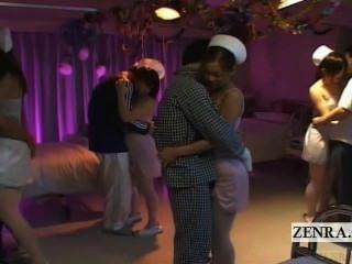 자막 일본 간호사 란제리 파티 혹등한 사정