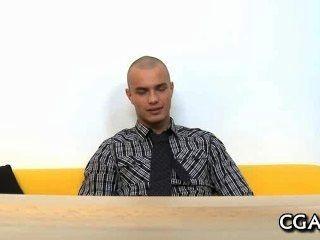 스터드 용 유약 한 얼굴 사정