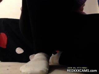 redxxxcams.com에서 유출 된 십대 운지기 웹캠 쇼
