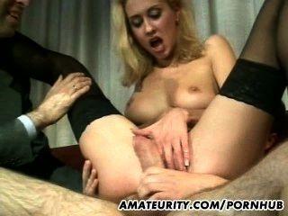 아마추어 여자 친구 항문 섹스 촬영과 얼굴 섹스