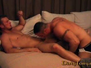화려한 근육 덩어리 섹스 : spencer reed \u0026 devin draz