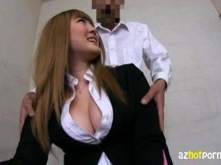 busty office 아가씨 pov 하드 코어 씨발