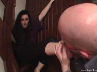 격렬한 발 숭배 부 2