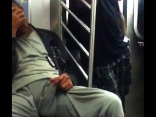 미친 정신 지하철