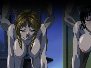 [falara ♥ hentai] 집에서 학대받는 2 명의 여학생
