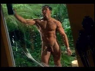 씨.근육맨 창문 세탁기