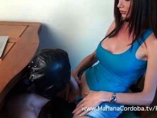 mariana cordoba 몬테비데오의 나의 노예
