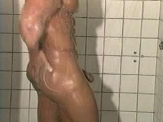 씨.근육맨 체육관 쥐 [샤워]