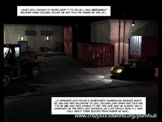 3D 만화 : 보호자.에피소드 27