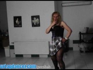 진짜 체코 인에 의한 무릎 춤