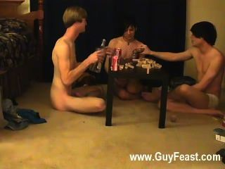 뜨거운 게이 섹스 추적과 윌리엄 그들의 새로운 친구 오스틴과 함께