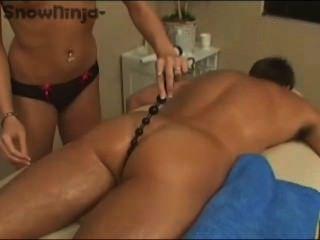 똑바로 포르노 스타 엉덩이 놀이 # 2 마사지 및 주무르기