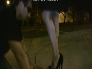여신 _feet