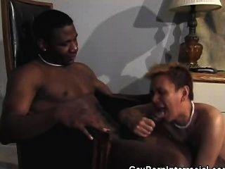 게이 맨 궁둥이 엉덩이 빌어 먹을과 인종 간