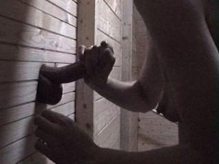 영광의 구멍 여성 오르가슴 고문