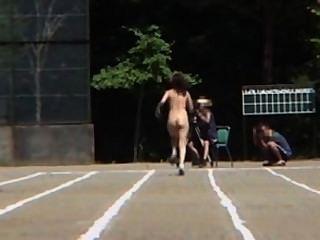 청소년 비디오가 등장하는 olympics의 japanese 누드 버전