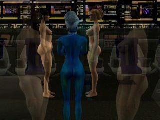 simtrek 부품 # 1 sims 2 sci fi