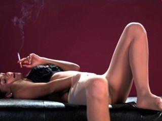 saha cane 흡연과 자위