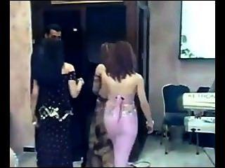아랍 댄스 미녀