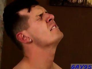 하드 코어 게이 brendon 리와 하늘