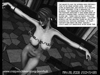 3D 만화 : 깨는 점.에피소드 1