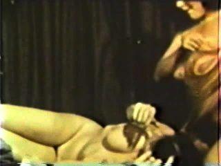 레즈비언 피플 쇼 루프 586 70 년대와 80 년대 장면 4