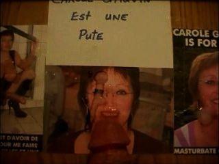Carole est est pute