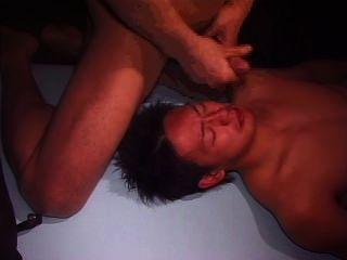 귀여운 근육 일본 섹스