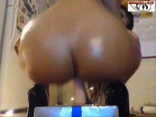 큰 전리품 latina cumshow 2