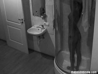 숨겨진 카메라 샤워 뜨거운 사춘기