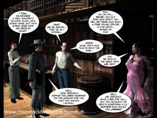 3D 만화 : 총 6 자매.에피소드 1