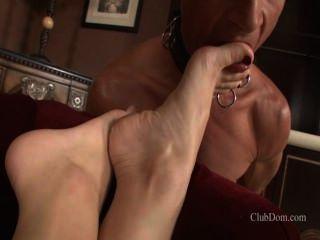 좋은 발 암컷