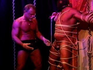 벤 동성애자와 수탉과 공에 타바스코.