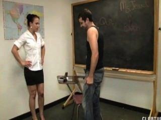 교실에서 벌을주는 처벌