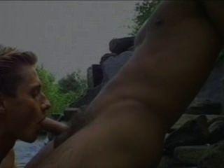 dan 호퍼와 톰 farrell 수영장에서 뜨거운 섹스