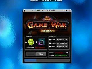 전쟁의 시대의 게임 해킹 안돼 조사 2014 무제한 골드